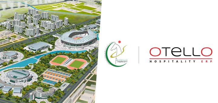 Ashgabat 2017-Otello-Hotech