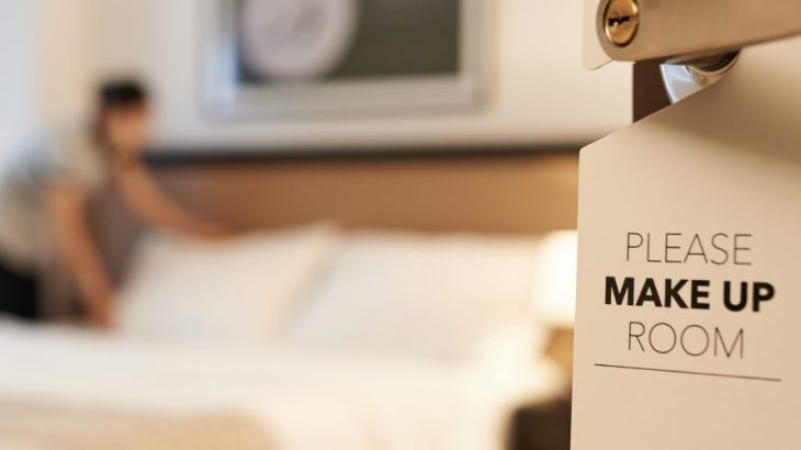 new technology in hotel housekeeping