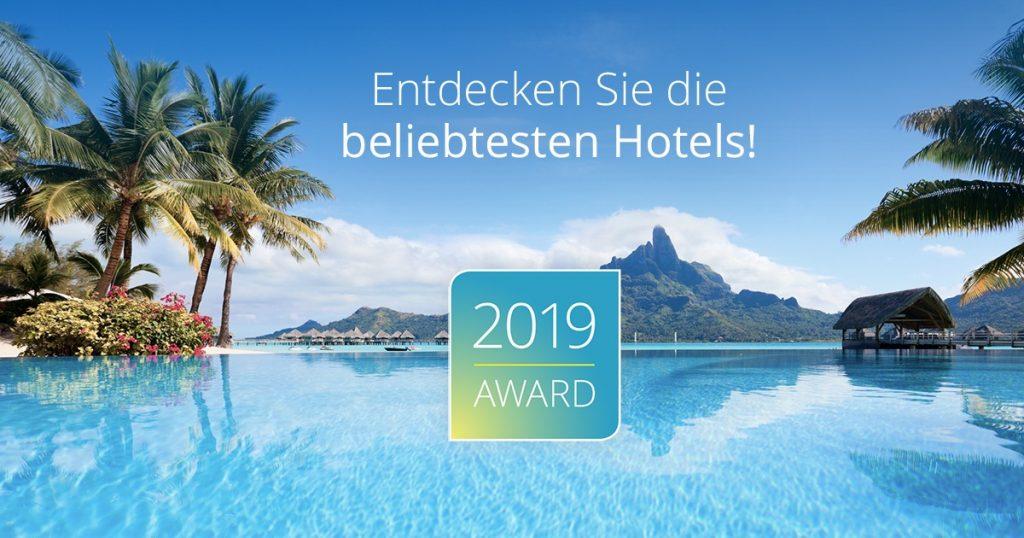 HolidayCheck 2019 Award