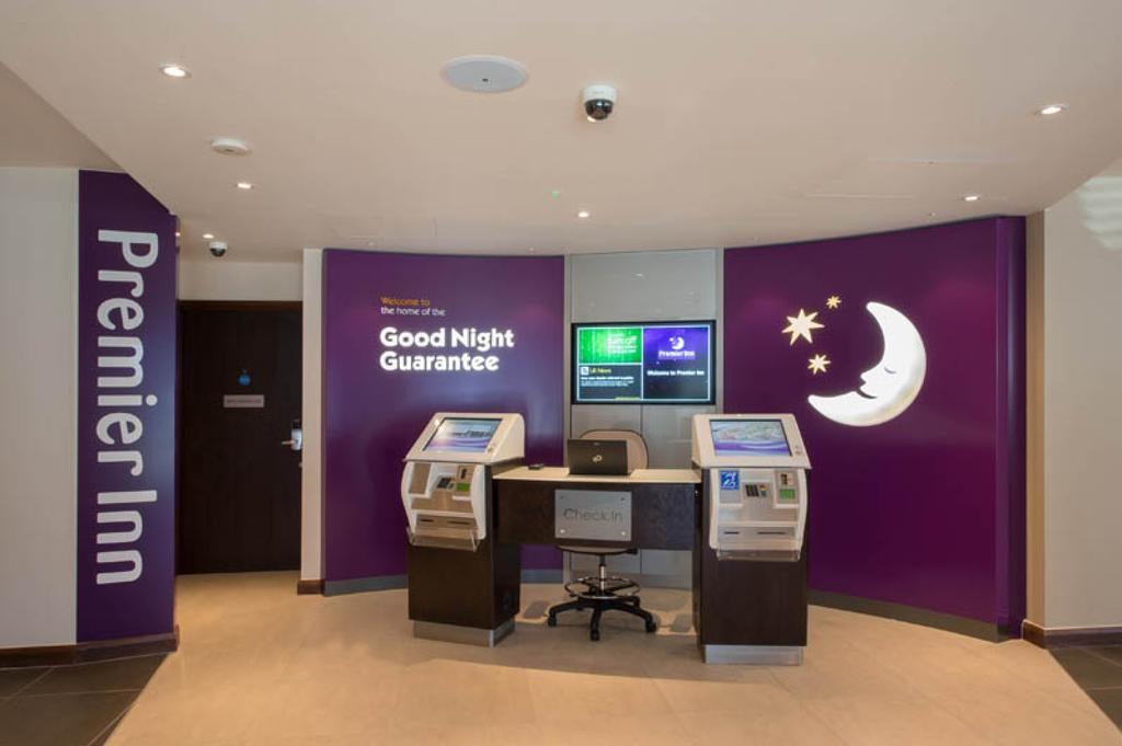 Self Check-in Kiosk Milenyum Kuşağı ve Turizm Otel Yazılımı